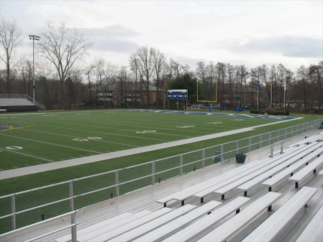 Bentley University - Waltham Massachusetts - Grandstand View