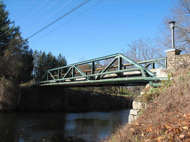 Vesper Country Club - Main Bridge - Tyngsboro Massachusetts - Complete Renovation - Structural Steel Upgrade