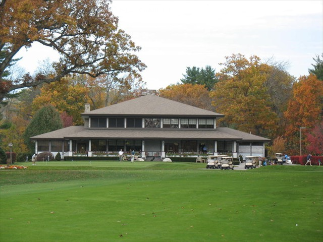 Vesper Country Club Clubhouse - Tyngsboro Massachusetts - Structural Steel - Rebar